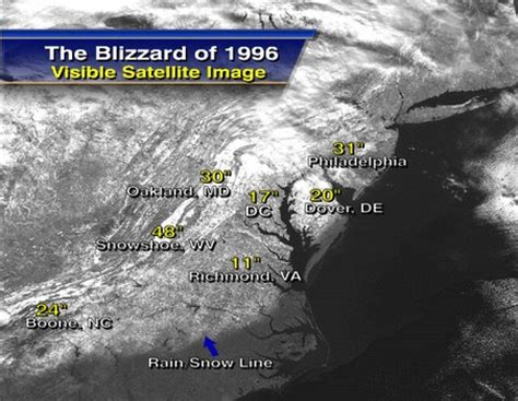 the blizzard of 1996 capital weather gang remembering the blizzard of 96 in