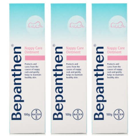 bepanthen nappy care ointment tattoo care 1 x 30 g each bepanthen nappy care ointment 3x100g nappy changing
