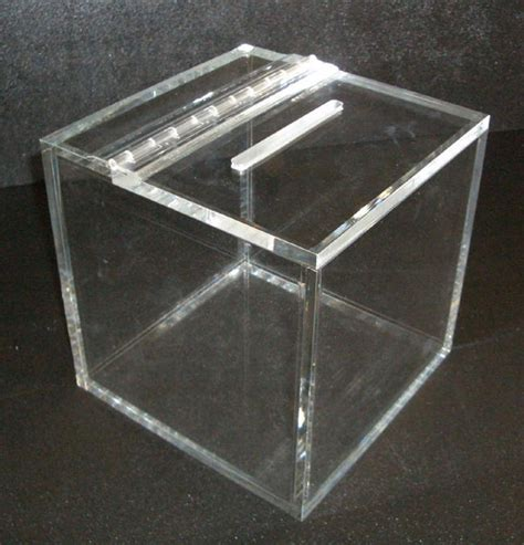 Sweepstakes Box - gary s plastic place plastic sheet displays and supplies