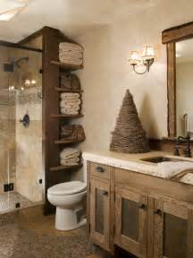 ideas to decorate bathrooms 25 rustic bathroom decor ideas for world