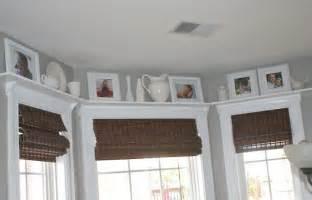 Crown Molding Around Windows Ideas Crown Molding Around Bay Windows New Home Ideas Breakfast Nooks Window And