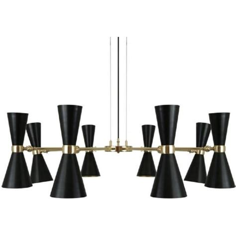 contemporary ceiling lights uk 8 light mid century black and gold ceiling light with