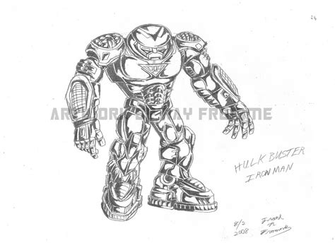 hulkbuster coloring pages ironman hulk buster free colouring pages