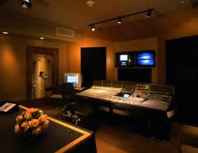 Music Studio Pook Diemont Amp Ohl Theatre Contractor Rigging Sony