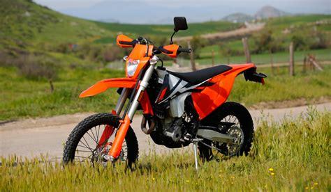 Ktm Push Bike 2017 Ktm Excs Impression 250 350 500 Dirt