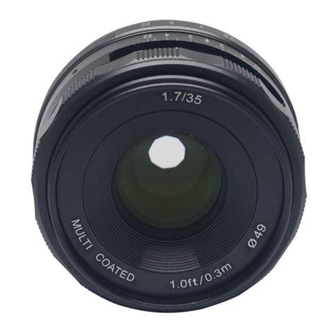 Meike 35mm F1 7 obiettivo meike mk 35mm f1 7 per micro quattro terzi