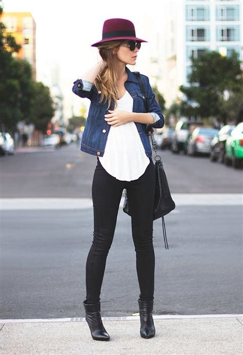 are jean jackets in style for spring 2014 newhairstylesformen2014 college girl outfits 30 new fashion tips for college girls
