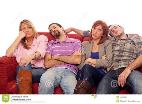 the sofa people young people on sofa stock image image 18585691