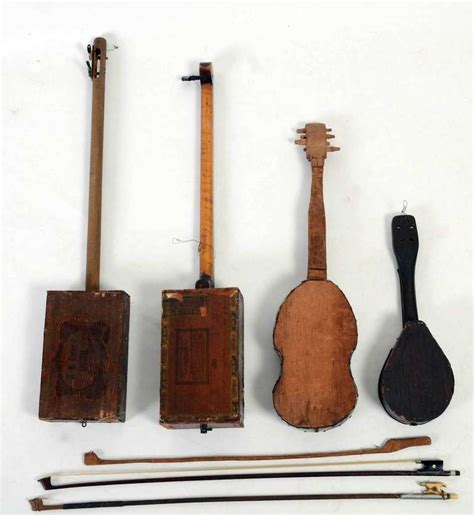 Handmade Musical Instrument - musical instruments at 1stdibs