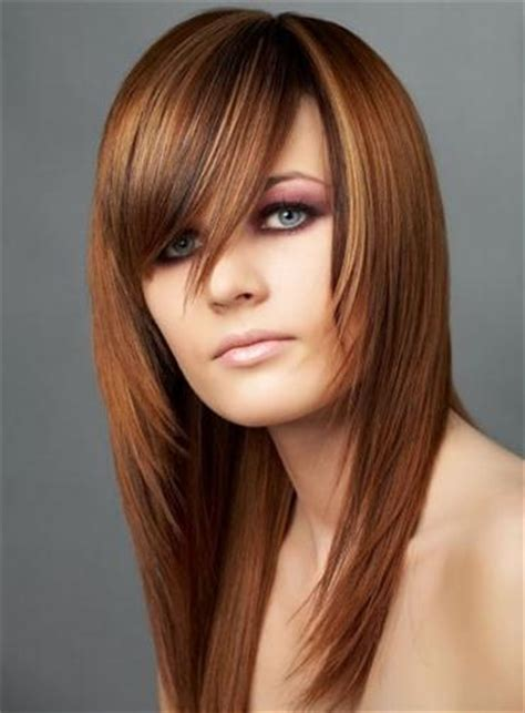 long layers with bangs hairstyles for 2015 for regular people el mundo del peinado corte de cabello 3 capas