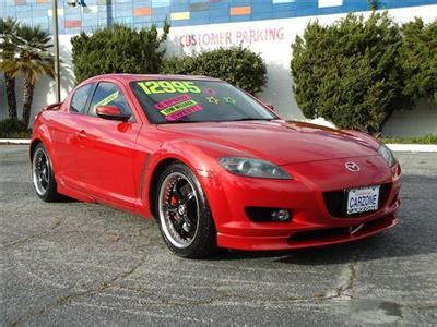 best year for mazda rx8 used mazda rx8 car price for sale year year mileage