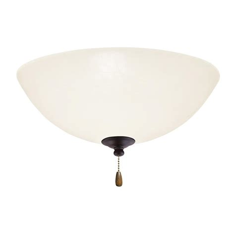 oil rubbed bronze ceiling light canopy hton bay brookhaven 10 in 3 light oil rubbed bronze