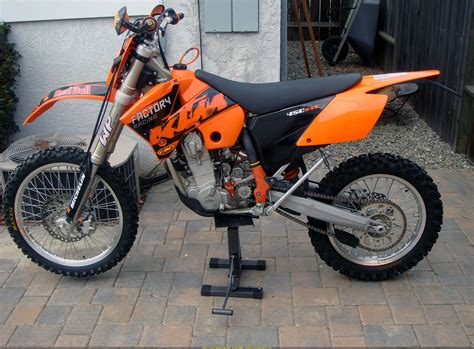 2005 Ktm 450 Exc Ktm 450 Exc Racing Pics Specs And List Of Seriess By