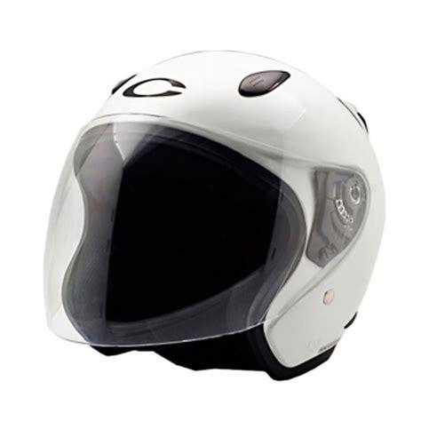 Helm Cargloss Ycn Jual Cargloss Ycn New Oackley Helm Half White Met
