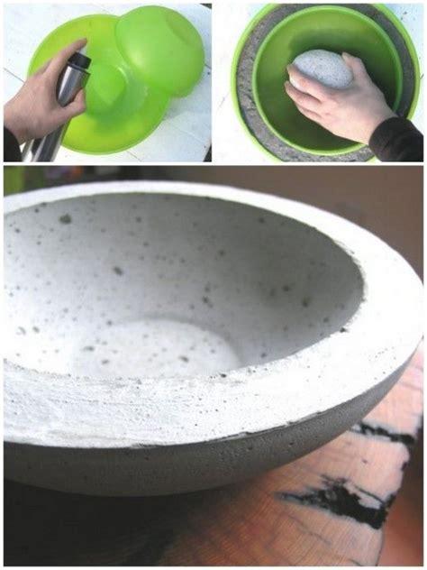 70 Diy Planter Box Ideas Modern Concrete Hanging Pot How To Make A Concrete Planter