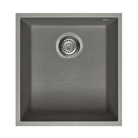 lavello cucina sottotop elleci lavello monovasca quadra 100 sottotop granitek