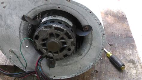 how to make a squirrel cage fan hvac how to remove a squirrel cage blower fan out of an