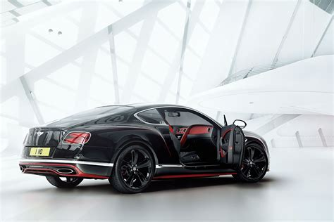 bentley and black bentley continental gt black speed revealed