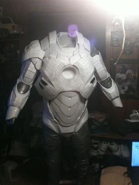 guy built amazing iron man suit