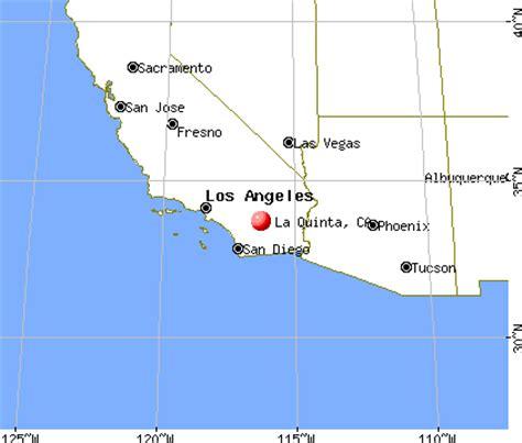 california map la quinta la quinta california ca 92253 profile population maps