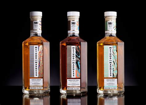 Method Of Madness identity for whiskey range method and madness by studio m e