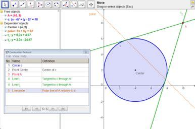 geogebra free math software