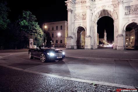 bentley night road test 2013 bentley continental gtc w12 review