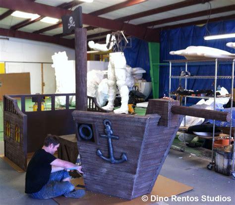 boat props for plays pirate party ship foam prop set dino rentos studios inc