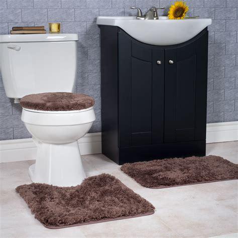 bathroom rug and toilet sets bathroom design ideas