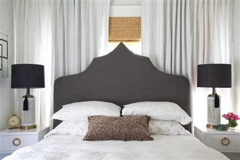 In Front Of Bed by Bed In Front Of Window Regency Bedroom