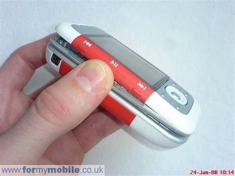 Nokia 5300 Disassembly