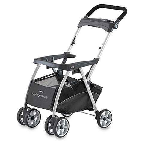 bed bath and beyond strollers chicco 174 keyfit caddy lightweight aluminum infant car seat
