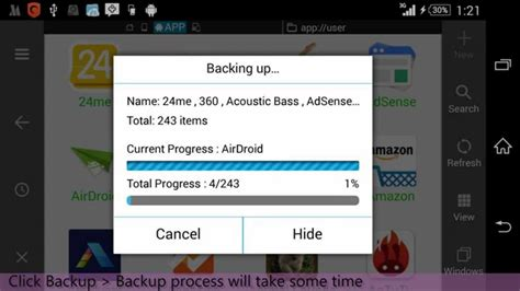 how to save apk how to backup android apps as apk files with es file manager