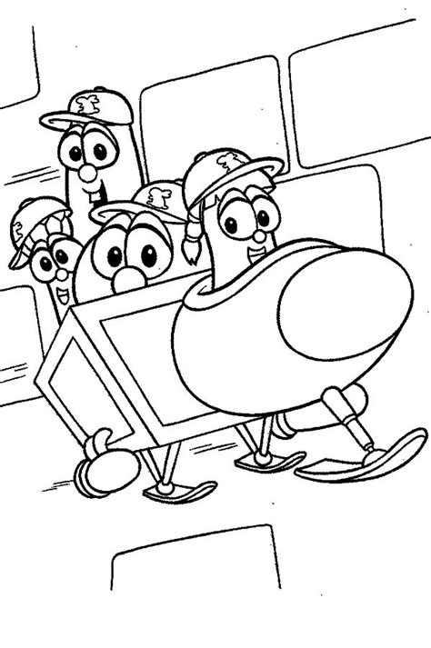 coloring pages of larry boy larryboy coloring pages coloring pages