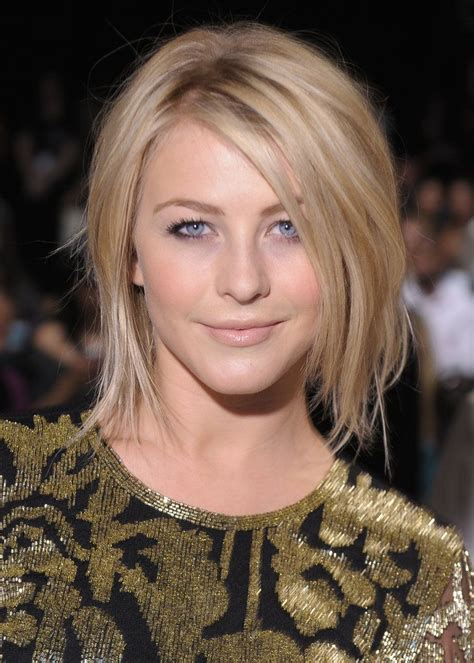 julianne hough bob short hairstyles lookbook stylebistro celebrate julianne hough s birthday with a look at her