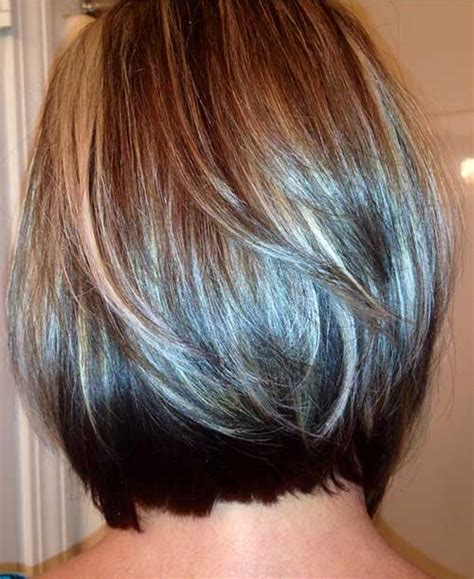 highlight for fine hair best short haircuts for straight fine hair short
