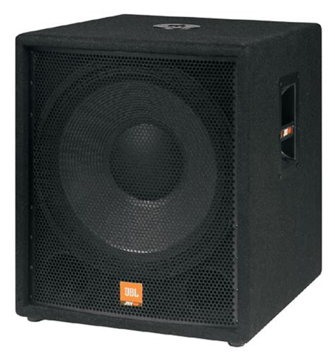 Speaker Jbl 18 In jbl jrx118sp powered portable 18inch subwoofer pssl