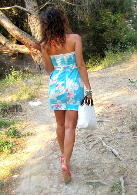 Aulona Dress aulona pink blue albania fashion