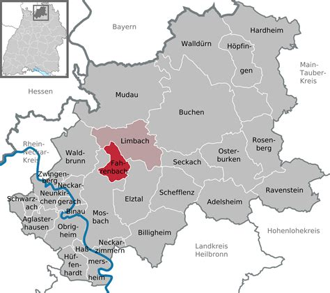 Robern Odenwald by Fahrenbach