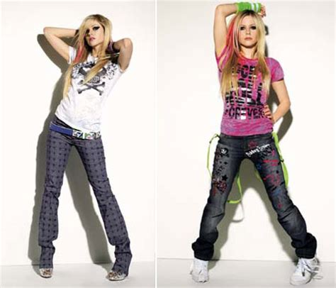 avril lavigne collection at kohl s stylefrizz