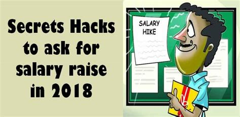 Ask For Raise After Mba by Secrets Hacks To Ask For A Salary Raise In 2018