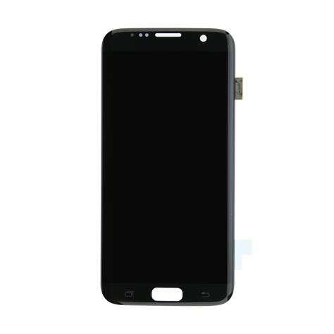 Lcdtouchscreen Samsung S7 Edgeoriginal Samsung Indonesia lcd touch screen replacement for samsung galaxy s7 edge black aftermarket