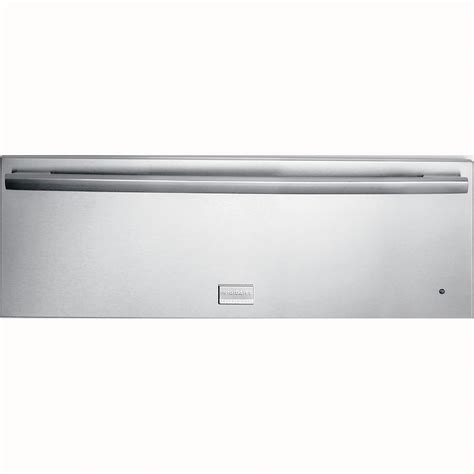 oven warming drawer temperature frigidaire fpwd2785kf 27 quot warming drawer