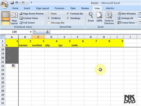 excel tutorial 2010 in hindi ms excel 2010 tutorial in hindi full microsoft excel 2007