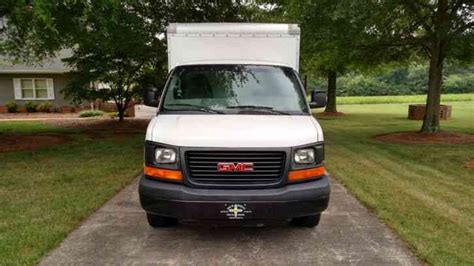 small engine repair training 2010 gmc savana 3500 lane departure warning gmc savana 3500 2010 van box trucks