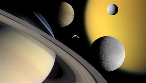 moons on saturn how many moons does saturn universe today