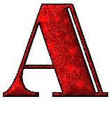immagini di lettere dell alfabeto glitterate glitter lettere rosso maiuscolo mr webmaster webgrafica