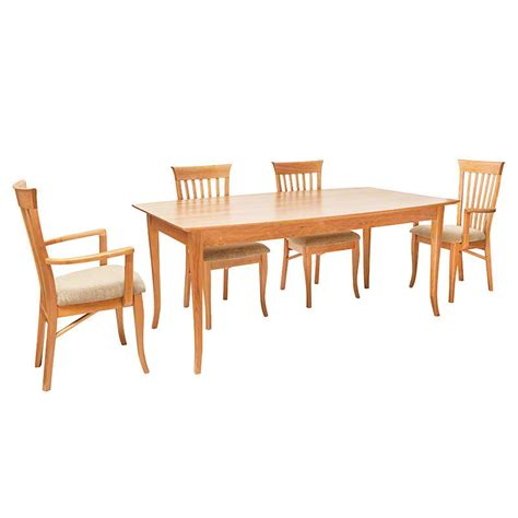 Shaker Dining Room Table Shaker Dining Room Table Buckeye Woodcraft Amish Shaker Autumn Extension Dining Room Table