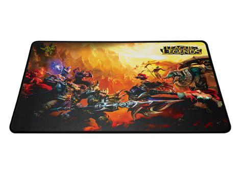 League Of Legends Mouse Mat league of legends collector s edition razer goliathus