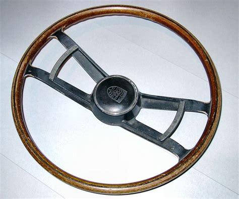 vintage porsche wheels vintage 911 912 steering wheel pelican parts technical bbs
